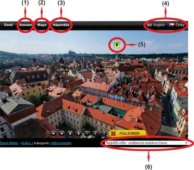 Экскурсия Экскурсия по Праге 3D