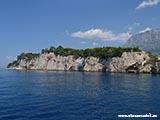 Экскурсия под водой2 Хорватия отдых 2013