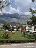 Горы Макарска Хорватия отдых 2013