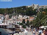 Град Шпаньёла Хорватия отдых 2013