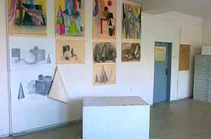 дизайн интерьера Средняя частная художественная школа