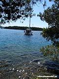 Яхта Дуфоур Хорватия отдых 2013