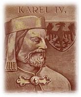 Karl IV Чехия в картинках