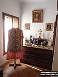 Комната священика Замок Конопиште  и Масса впечатлений в «посольстве охоты»