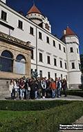 Конопиште Замок Конопиште  и Масса впечатлений в «посольстве охоты»