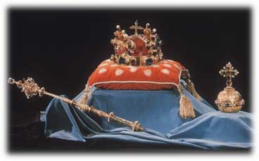 Чешская корона Чехия в картинках