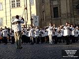Львівськи Фанфари музыка Марш Парад «Карлов мост»  или Украинский эксклюзив покоряет Европу