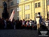 Львівськи Фанфари Карл4 Марш Парад «Карлов мост»  или Украинский эксклюзив покоряет Европу