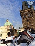 Львівськи Фанфари2 Марш Парад «Карлов мост»  или Украинский эксклюзив покоряет Европу
