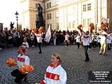 Львівськи Фанфари3 Марш Парад «Карлов мост»  или Украинский эксклюзив покоряет Европу