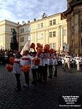 Львівськи Фанфари4 Марш Парад «Карлов мост»  или Украинский эксклюзив покоряет Европу