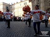 Львівськи Фанфари5 Марш Парад «Карлов мост»  или Украинский эксклюзив покоряет Европу
