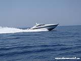 Моторная яхта Хорватия отдых 2013