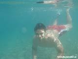 Первый день в море Хорватия отдых 2013