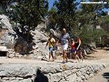 По дороге в замок Хорватия отдых 2013
