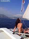 Попутный ветер Хорватия отдых 2013