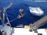 Прохлаждаемся в воде Хорватия отдых 2013
