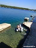 Прощай крепость Николы Хорватия отдых 2013