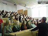 Рассказ о CZU Начало подготовительных годовых курсов чешского языка 2013/2014
