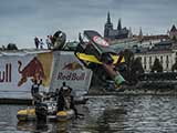 Рэд Булл Победитель Red Bull Air в Праге