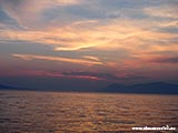 Розовый закат Хорватия отдых 2013