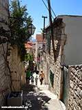 Ступени к замку Хорватия отдых 2013