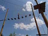 Ступеньки в небе 8 метров над землёй