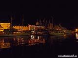 Трогир Ночью Хорватия отдых 2013