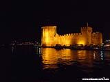 Трогир Ночью2 Хорватия отдых 2013