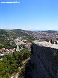 Вид с Града2 Хорватия отдых 2013