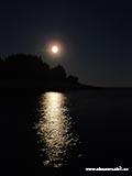 Восход луны2 Хорватия отдых 2013