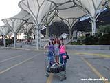 Встреча в аэропорту Хорватия отдых 2013