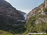 Залив Стинива на острове Вис Хорватия отдых 2013