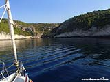 Залив Стинива Хорватия отдых 2013