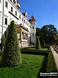Замок Конопиште1 Замок Конопиште  и Масса впечатлений в «посольстве охоты»